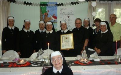 Celebrating Sister Loretta's 25th Jubilee