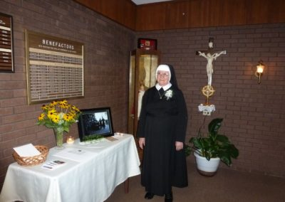 Sr. Olga 70th Jubilee August 2014 110-1600