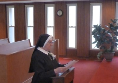 Sr. Olga 70th Jubilee August 2014 134-1600