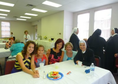 Sr. Olga 70th Jubilee August 2014 179-1600