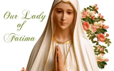 100th Year of the Apparitions of Our Lady Of Fatima